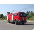 Howo 4x2 firefighting rescue department gear truck