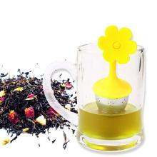Fine Mesh Tea Balls Infuser mit Auffangschale