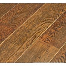 Assoalho estratificado da estratificação da madeira do revestimento estratificado