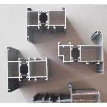 Extrusion de profil aluminium en aluminium à pont isolé à isolation thermique