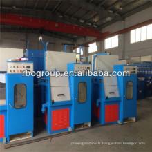 22DS (0.1-0.4) tréfilage fin machine à chine fournisseur silicone machine à extrudeuse en caoutchouc