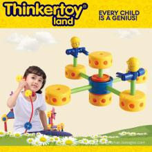 Unimag Conjunto de Construção Educacional para Crianças
