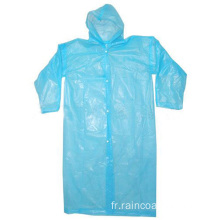 PE jetable long imperméable