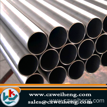 API 5L Steel Pipes, Oiled or Painted Black,
