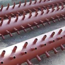 Header Tube For Steam Boiler Parts