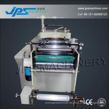 Máquina de corte por troqueladora autoadhesiva con función de laminado