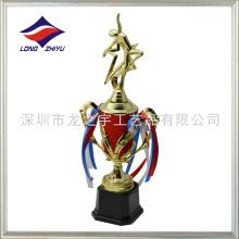 Personnalisé le trophée d'or Oscar Longzhiyu