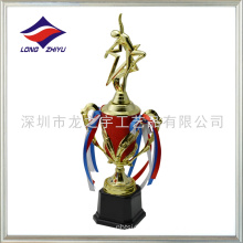 Custom the Longzhiyu Oscar golden trophy