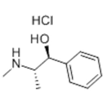 (1S,2S)-(+)-Pseudoephedrine hydrochloride CAS 345-78-8