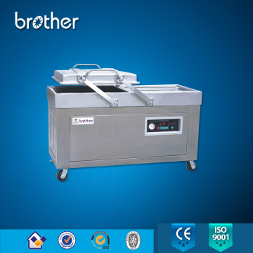 Automatic Double Chamber Vacuum Packager, Sucking Machine, Food Saver