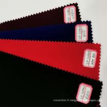 Tissu flocage unique coloré
