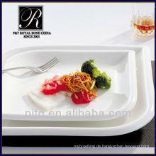 Großhandel Restaurant Abendessen Platte