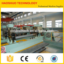 Fast Changing Double Twin Slitter Steel Coil Slitting Line