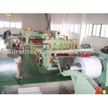 Machine de fente d'acier laminé à froid de 0.2-1mm / acier au silicium