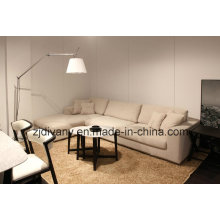 Modern Style Living Room Leather Sofa Furniture (D-72)