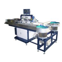 Máquina de impresión automática de la pantalla del grado automático de la venta caliente para el tubo