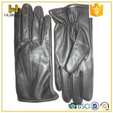 China factory Custom men winter sheepskin leather men's gloves