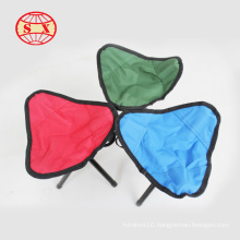 Outdoor Furniture tripod mini folding portable chair for fashing
