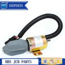 As peças sobresselentes de JCB param o OEM 332 / J5060 332J5060 332-J5060 da válvula de solenóide 12V