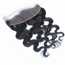 Wholesale Breathable Lace With Baby Hair All Texture Available 13*4 Lace Frontal