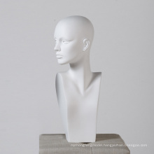 Realistic Looking Female Mannequin Head for Wigs Display