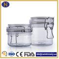 Crème masque cosmétique en pots, scellé emballage Pot pour gommage