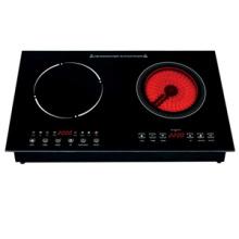 Cocina de inducción de doble quemador, estufa de inducción (SB-ICK04)