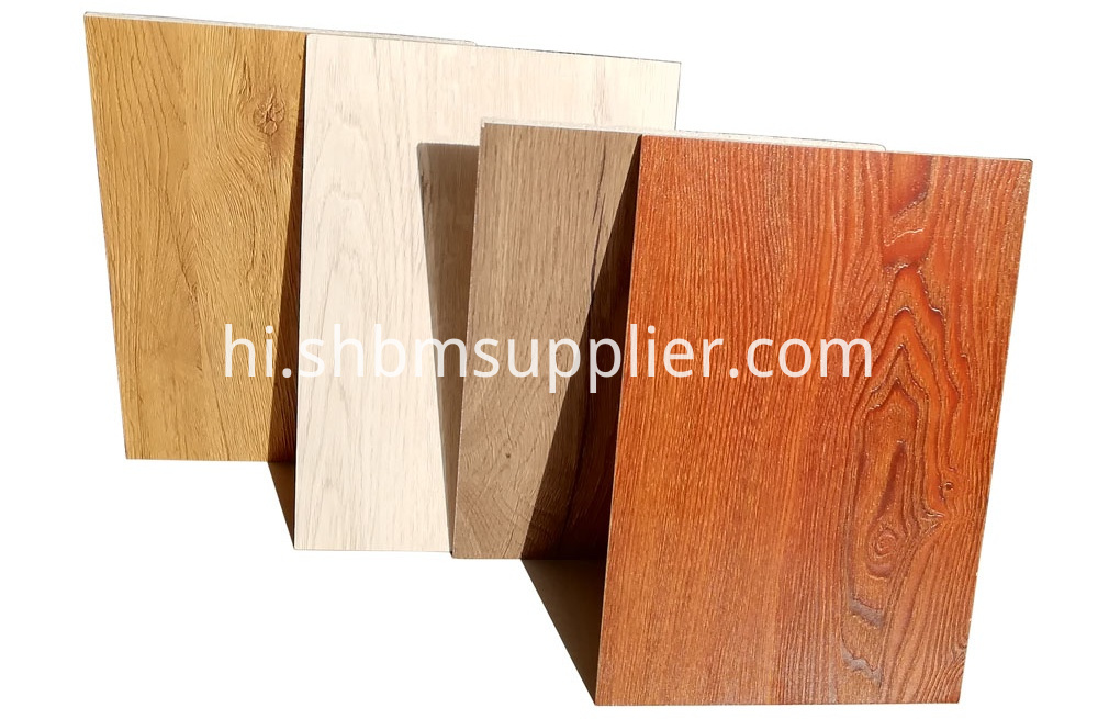 Non-asbestos No-Toxin Decorative Veneering 10mm MgO Board