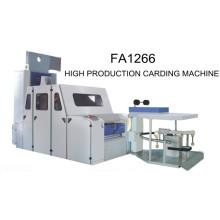 High Production Fiber Carding Machine (FA1266)