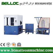 High Speed Mattress Bonnell Spring Coiling Machine