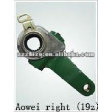 Aowei eixo direito braço de ajuste (19z) / bus peças