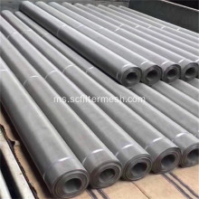 Pembukaan Micro Stainless Steel Wire Cloth