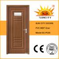 Interior MDF Bedroom Doors with Glass