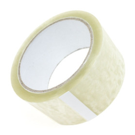 Bopp transparent white sealing tape