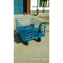 High Capacity Electric Warehouse Trolley