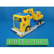 Nuevo carrito de construcción de fricción de productos de plástico para juguetes (1038404)