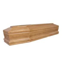 Euro-Stil Holz Sarg /Wood Schatulle /Funeral Sarg (ER-002)