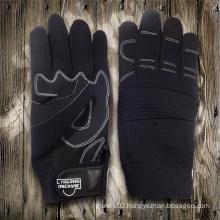Safety Glove-Working Glove-Safety Glove-Palm Padded Glove-Mechanic Glove