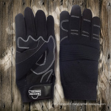 Safety Glove-Working Glove-Safety Glove-Palm Padded Glove-Mechanic Glove-Construction Glove