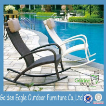 Outdoor Wicker Furniture Chaise Lounge