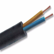 2 Cores 3 Cores Light Rubber Cable