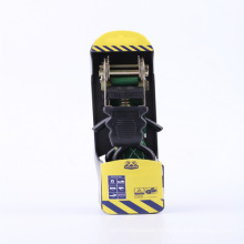 4 en 1 set ceinture en plastique de véhicule en plastique de panneau de 25MM / 680KGS / 1500LBS