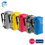 2017 hot sailing pvc waterproof hunting climing swimming backpack dry bag for outdoor sports