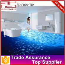 3d flooring for digital 3d inkject picture bathroom tile ceramic 3d floor tile