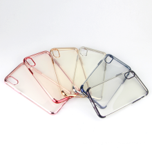 for Iphone 8 case, High-quality transparent TPU