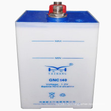 KPX140 nicad sintered battery for motor train