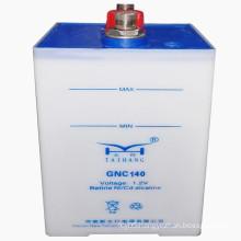 KPX140 nicad sintered battery for motor train