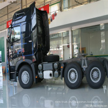 Tractor Truck 6 * 4 340 HP Weichai Engine Trucks