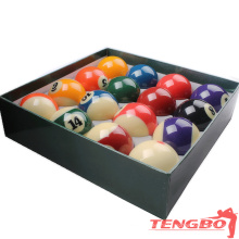 Wholesale high quality but cheap price TB-T-6 billiard pool ball set