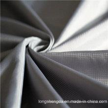 Tejido de sarga de tela plana plana Check Oxford exterior Jacquard 100% tela de poliéster (53209)